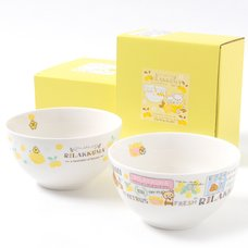 A Basketful of Lemons Rilakkuma Multi Bowl