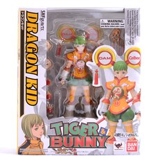 S.H.Figuarts Dragon Kid | Tiger & Bunny