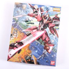 Master Grade Infinite Justice Gundam 1/100th Scale Plastic Model Kit