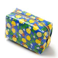 A Basketful of Lemons Rilakkuma Pouch