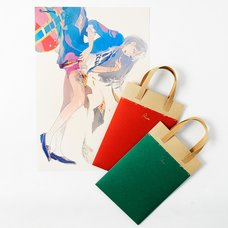 Rosso & Verde + Pinup Poster Set
