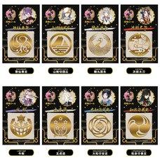 Touken Ranbu -ONLINE- Gold Lacquer Stickers