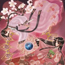"Sakura Exhibition: Haruusagi ""Flowers Grow Everywhere in the World"" Poster"