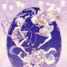 """Sakura Exhibition: Yuka Thushima """"Oni-Sakura Live"""" Poster"""