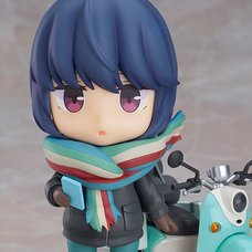 Nendoroid Laid-Back Camp Rin Shima: Touring Ver.
