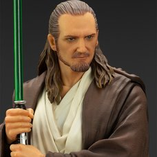 ArtFX+ Star Wars: Episode I: The Phantom Menace Qui-Gon Jinn