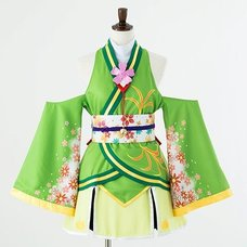 Love Live! The School Idol Movie Rin Hoshizora Angelic Angel Cosplay Outfit