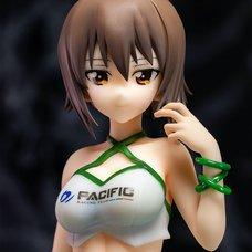 Girls und Panzer x Pacific Maho Nishizumi: Race Queen Ver. 1/5 Scale Figure