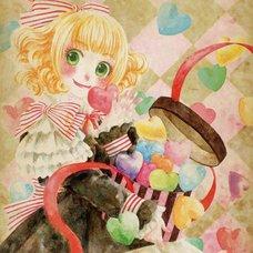 "Sakura Exhibition: Meiko Matsumoto ""Colorful Hearts!"" Poster"