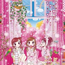 "Sakura Exhibition: yuka morimoto ""Season of Cherry Color"" Poster"