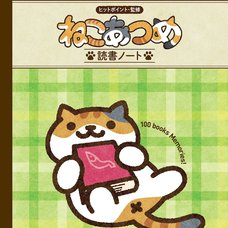 Neko Atsume Reading Journal