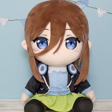 The Quintessential Quintuplets Miku Nakano Big Plush