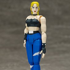 figma Virtua Fighter Sarah Bryant: 2P Color Ver.