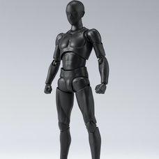 S.H.Figuarts Body-kun: Solid Black Color Ver. DX Set Vol. 2