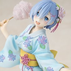 Re:Zero -Starting Life in Another World- Rem: Yukata Ver. (Repaint) 1/7 Scale Figure