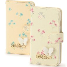 LIZ LISA Butterfly Flower iPhone Case