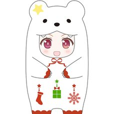 Nendoroid More Christmas Polar Bear Ver. Face Parts Case