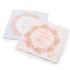 LIZ LISA Rose Wreath Handkerchief