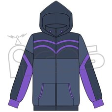 Fate/Grand Order - Absolute Demonic Front: Babylonia Mash Hoodie