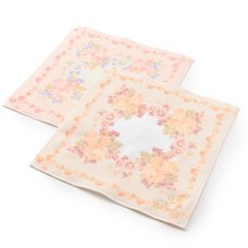 LIZ LISA Intricate Rose Handkerchief