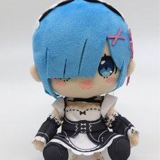 Re:Zero -Starting Life in Another World- Rem: Maid Ver. Plush