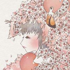 "Sakura Exhibition: azusa nakayama ""Primavera"" Posters"