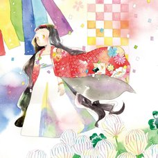 "Sakura Exhibition: fuwa ""Spring"" Poster"