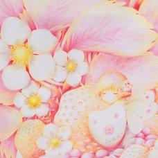 """Sakura Exhibition: Sho """"Daifuku"""" Poster"""