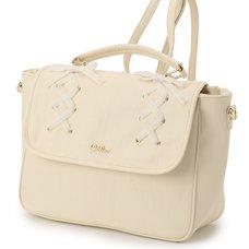LIZ LISA 2016 Fukubukuro: 3-Way Lace-Up Bag Sweet Set