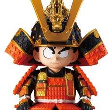 Dragon Ball Japanese Armor & Helmet Figure Son Goku