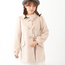 earth music&ecology Ribbon Line Coat