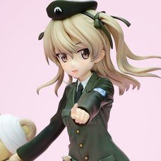 DreamTech Girls und Panzer der Film Alice Shimada: Panzer Jacket Ver. 1/8 Scale Figure