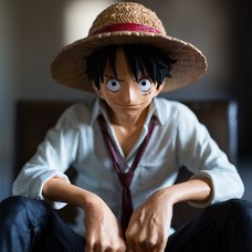 One Piece Creator x Creator - Monkey D. Luffy (Re-run)