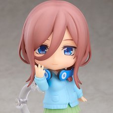 Nendoroid The Quintessential Quintuplets Miku Nakano (Re-run)
