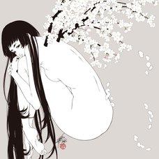 "Sakura Exhibition: HISAO OHMAE ""Sakura Flap"" Poster Ver. 2"