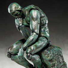 figma The Table Museum: The Thinker (Re-run)