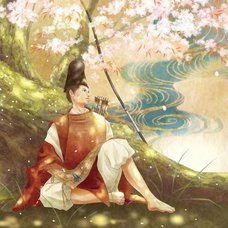 "Sakura Exhibition: Rie Nakatsuka ""Ake"" Poster"