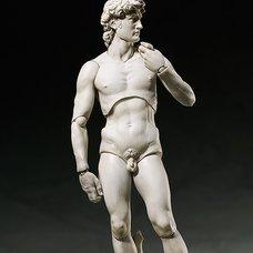 figma The Table Museum: Davide di Michelangelo