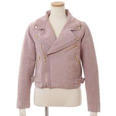 LIZ LISA Lace Biker Jacket