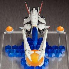 R-Type R-9/0 Ragnarok 1/120 Scale Figure