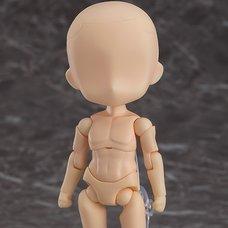 Nendoroid Doll archetype: Man (Almond Milk)
