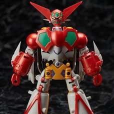 Dynamic Change: New Getter Robo