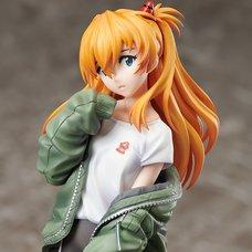 Radio Eva Rebuild of Evangelion Asuka Shikinami Langley 1/7 Scale Figure