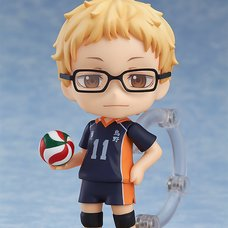 Nendoroid Haikyu!! Second Season Kei Tsukishima (Re-run)