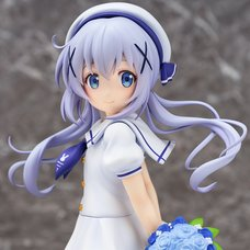 Is the Order a Rabbit?? Chino: Summer Uniform Ver. 1/7 Scale Figure