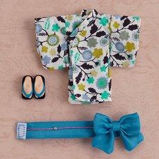 Nendoroid Doll: Outfit Set (Yukata - Sky Blue)