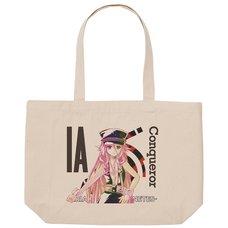 IA × Ani-Art Conqueror Tote Bag