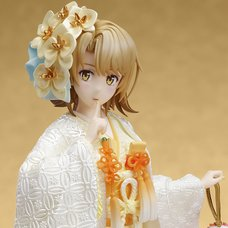 My Teen Romantic Comedy SNAFU Climax Iroha Isshiki: White Kimono Ver. 1/7 Scale Figure