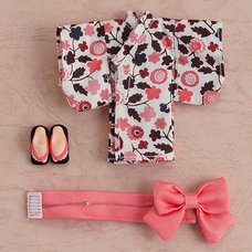 Nendoroid Doll: Outfit Set (Yukata - Pink)