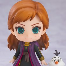 Nendoroid Frozen 2 Anna: Travel Dress Ver.